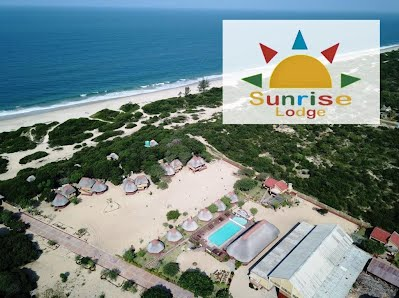 Sunrise Lodge na Praia de Macaneta